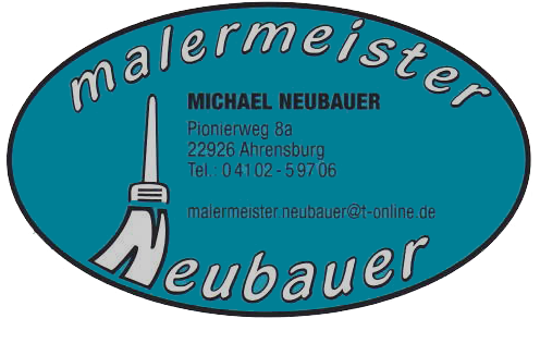 Maler in Ahrensburg - Malermeister Neubauer