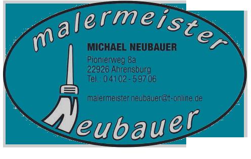Malermeister Neubauer aus Ahrensburg