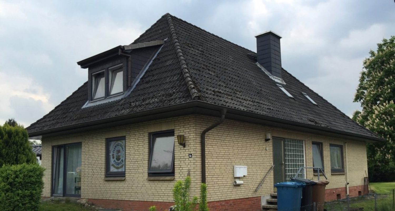 Beispiele: vorher – nachher Maler Arbeiten Ahrensburg